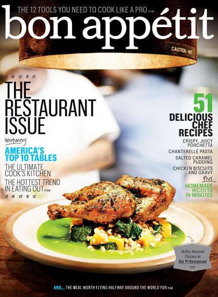 Best Restaurants In America Bon Appetit